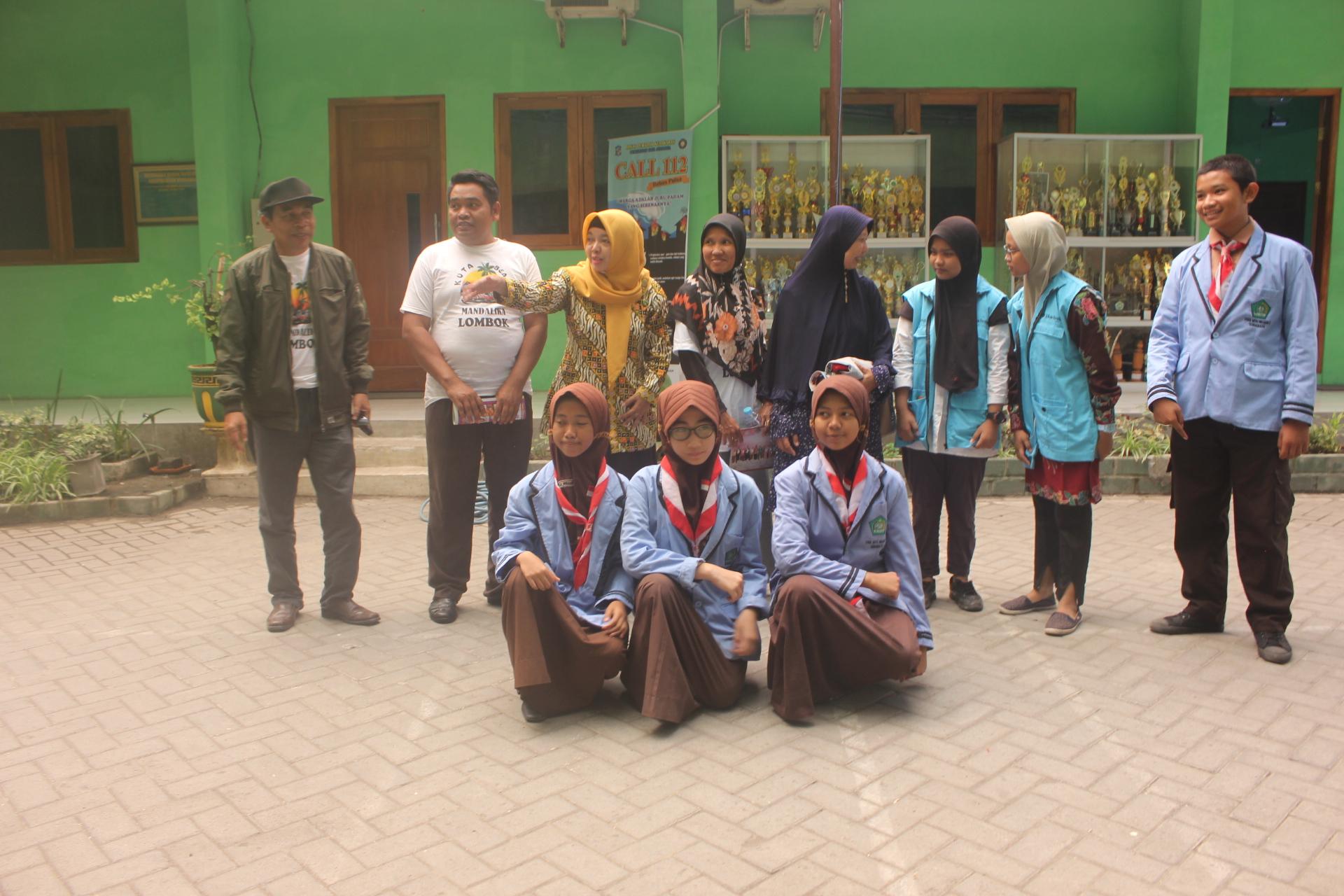 Selamat Berkunjung Lombok!